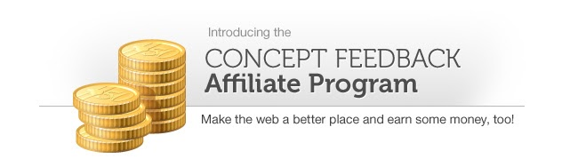 e775942be Blog – Concept Feedback Updates and Articles: Join the Concept Feedback  Affiliate Program
