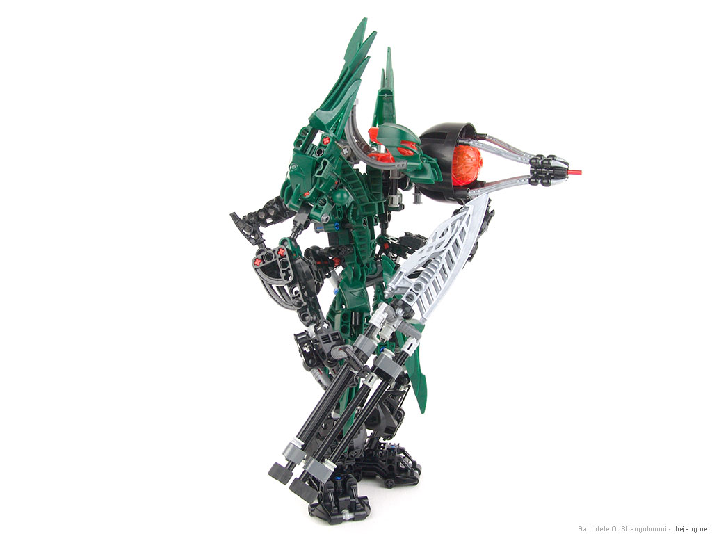 LEGO Hero Factory MOC: Xarath