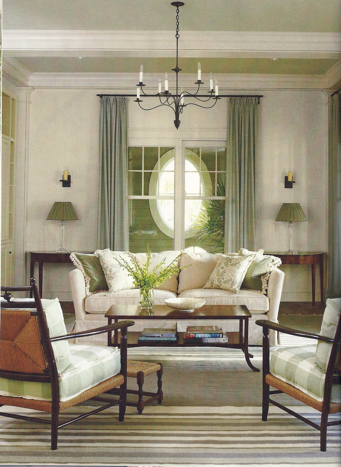 Us Interior Designs Jacques Grange: US Interior Designs: Southern Beauty