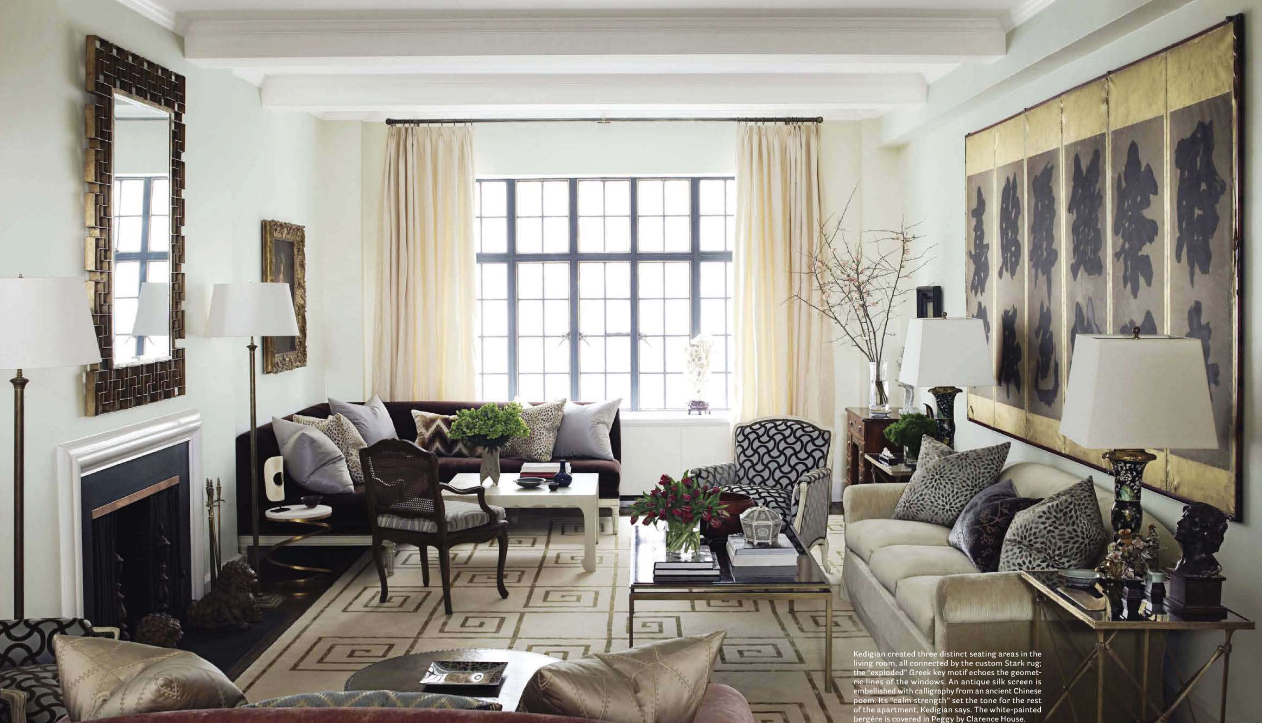20 Something Manhattan Apartment: US Interior Designs: GARROW KEDIGIAN IN MANHATTAN