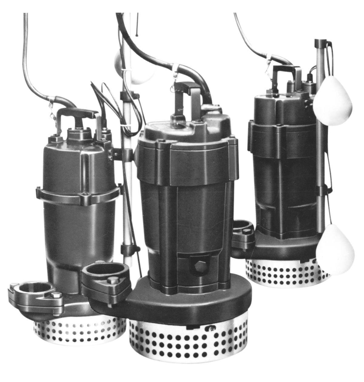 Ebara Pompa Air Industri: Pompa Air Industri