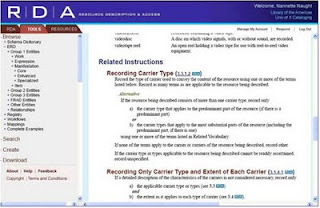 Caribbean Connector For Catalogers My Thoughts On Rda