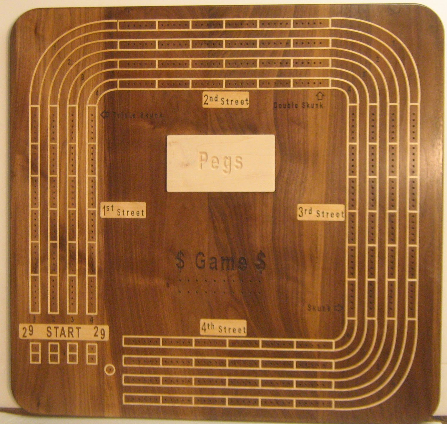 Cribbage board templates template printable cribbage board 1000 cribbage board templates template printable cribbage board maxwellsz