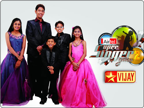 Star Vijay TV - Best Tamil Channel: VIJAY TV SUPER SINGER