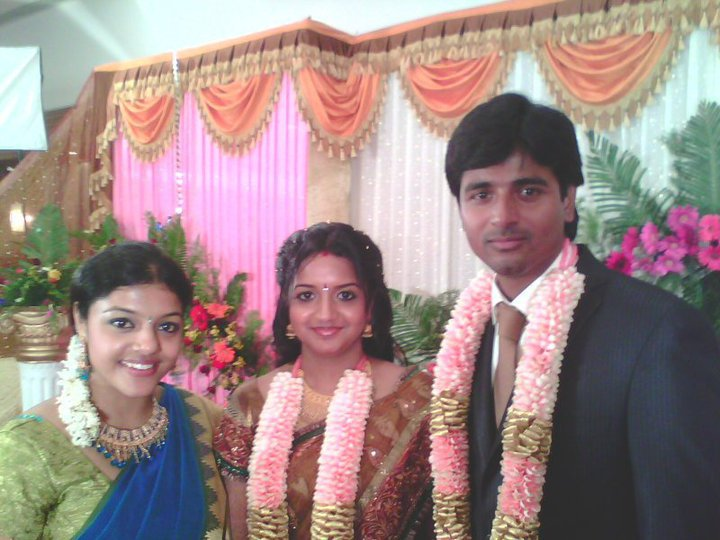 vijay tv anchor kalyani marriage photos