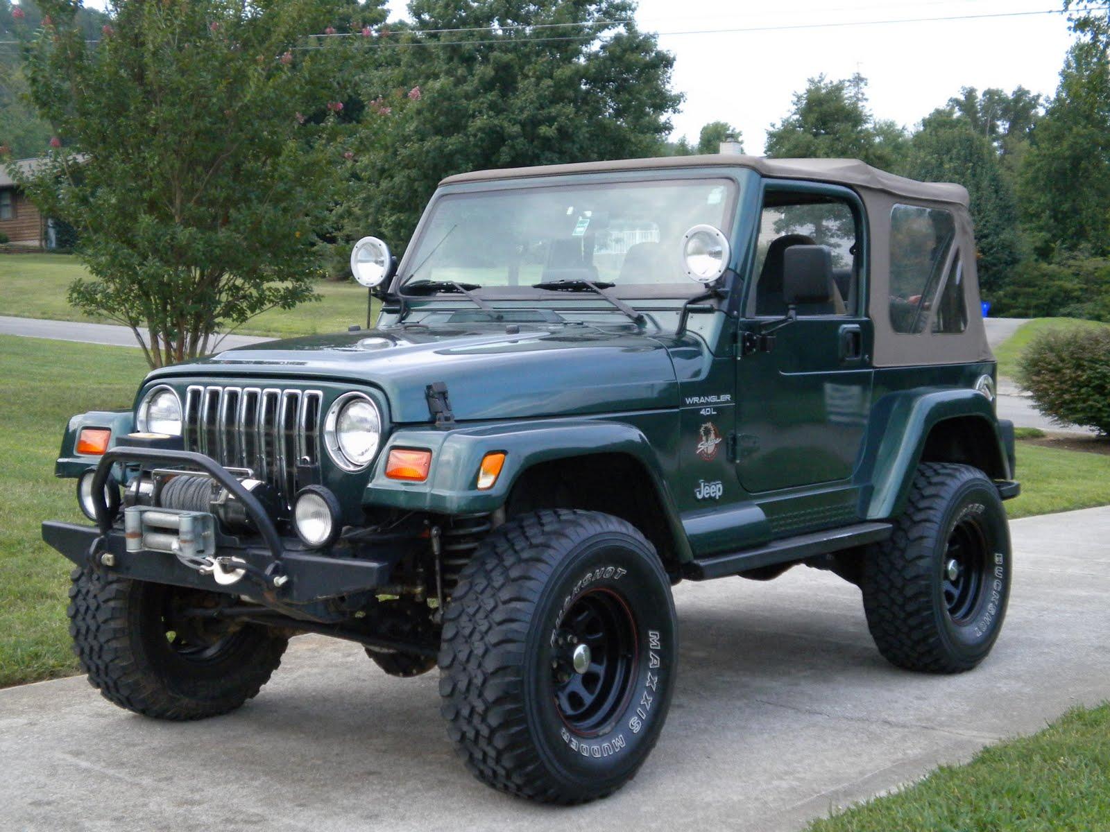 Steve U0026 39 S Place  1999 Jeep Sahara