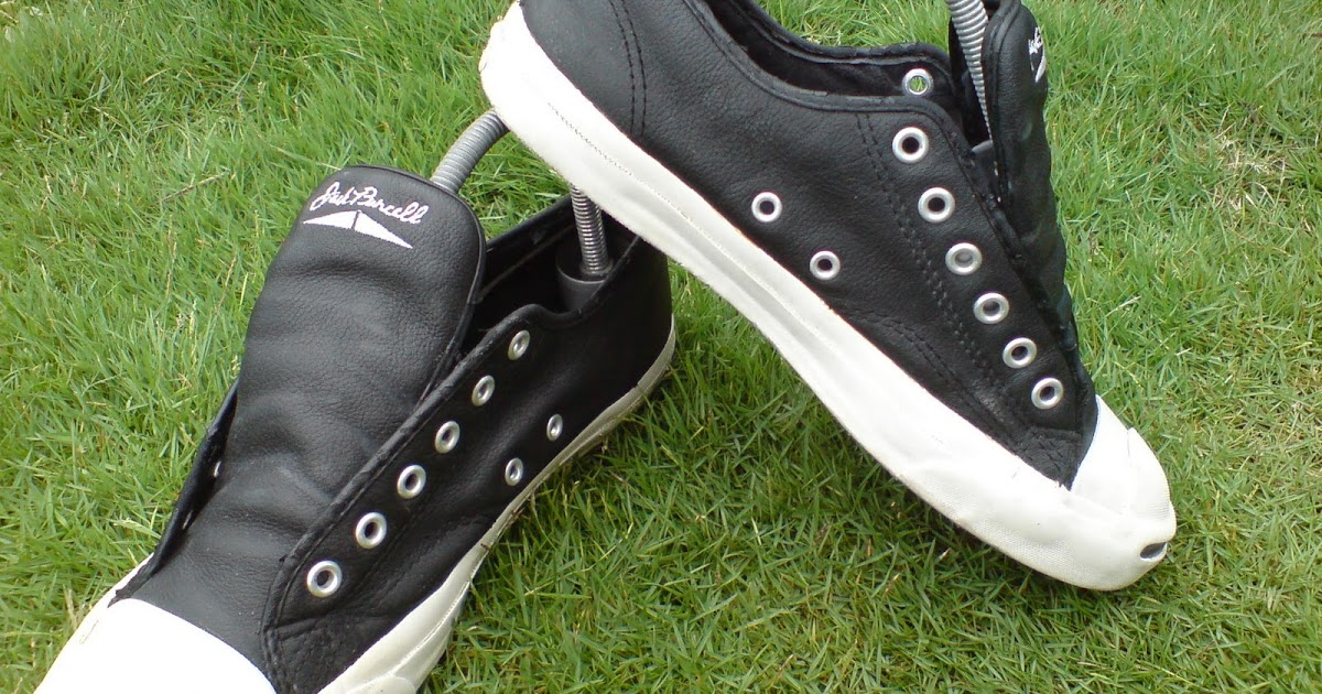The Black Dickie S Converse 174 Jack Purcell Sold