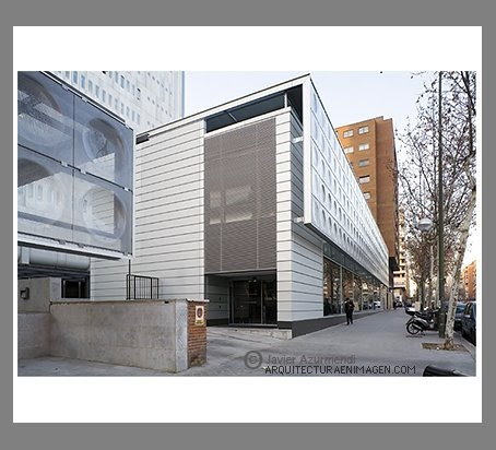 Arquitecturaenimagen rafael de la hoz arquitecto - Listado arquitectos madrid ...