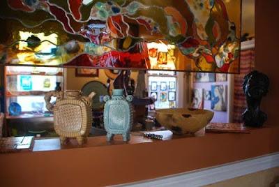 The Love Art Gallery, Portland, Oregon ~ My Upcoming Sabbatical