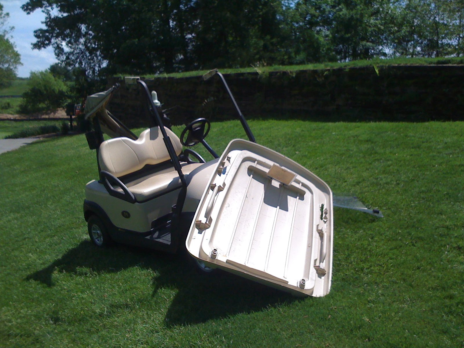 golf cart accidents emg 81 pickup wiring diagram tales of two cities a bad drive