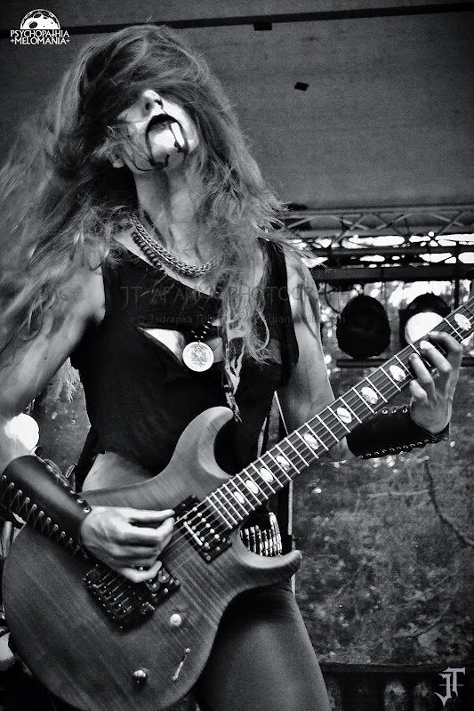 Hekel @Under The Black Sun XVIII, Helenenauer, Allemagne 03/07/2015