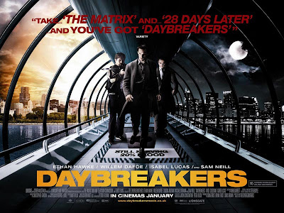 Daybreakers Movie Banner