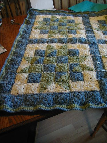 Come Creare Una Coperta Patchwork.Copertine Ad Uncinetto Patchwork Crochet Per Una Coperta Originale