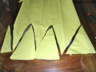 disfraz troglodita prehistórico casero
