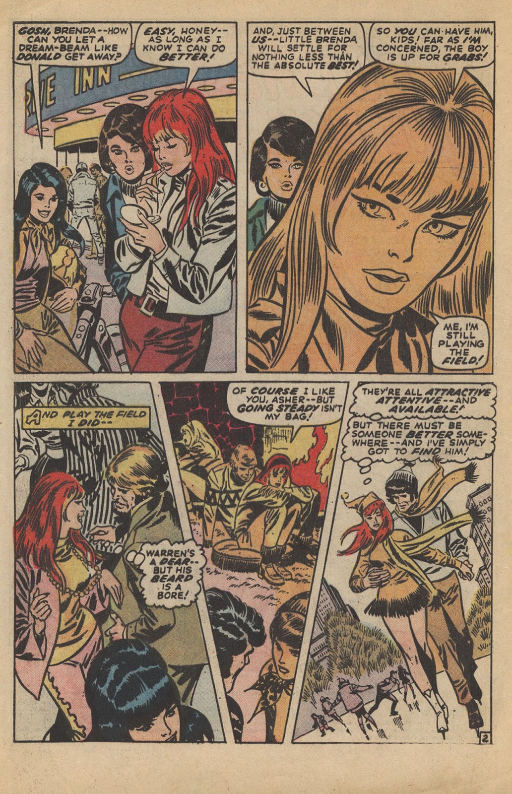 My Love (1969) issue 23 - Page 4