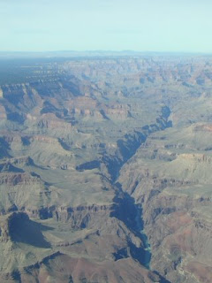 grand canyon aerial