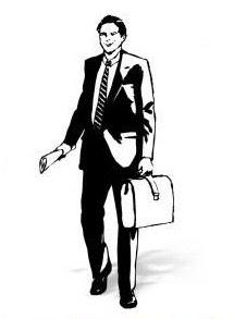 Successful executive