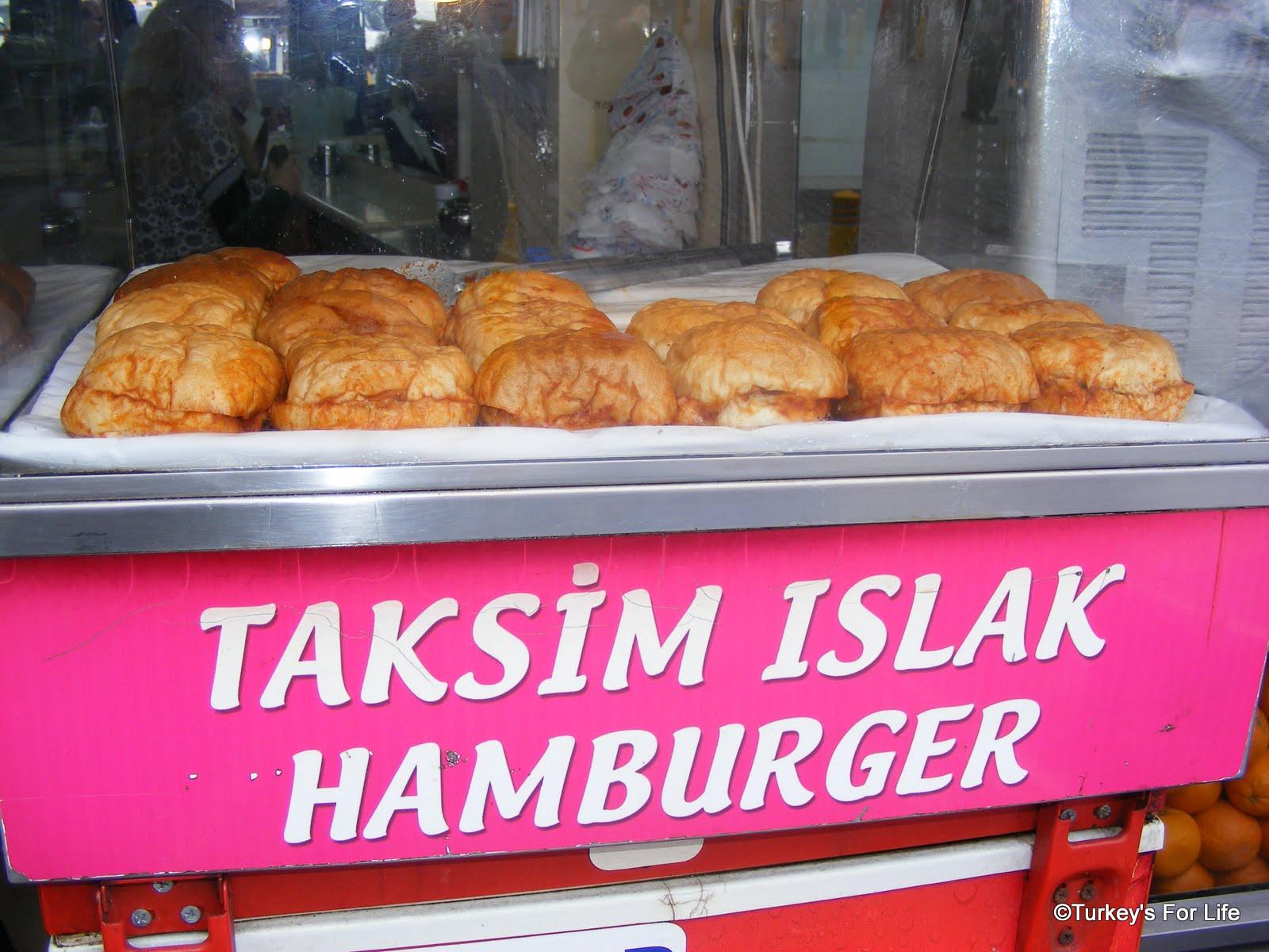 Taksim Islak Burger