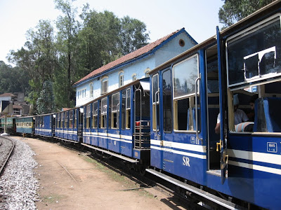 Nilgiri Heritage Train, Ooty
