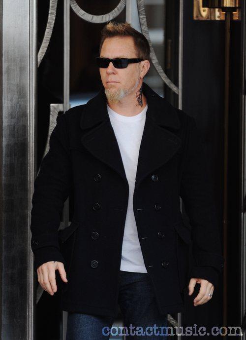 James Hetfield Sunglasses Prada Spr07f Everything