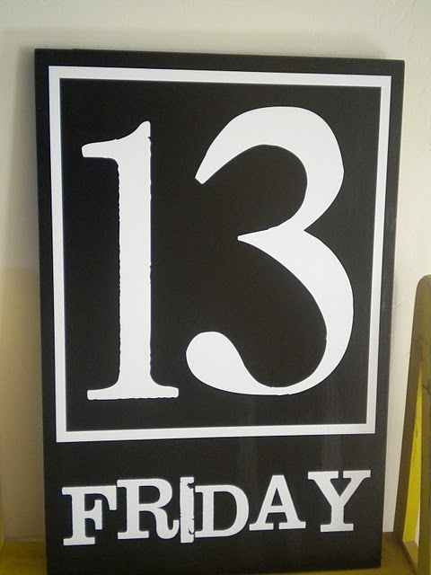 Friday 13th, Lucky For Some