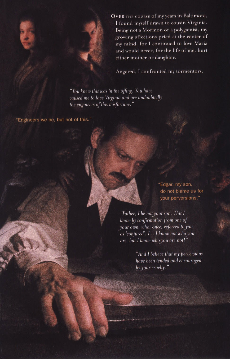 Read online In the Shadow of Edgar Allan Poe comic -  Issue # TPB - 27