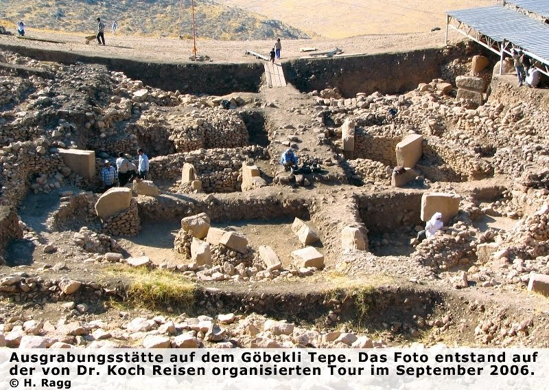Armenian Highlands: Discovery Of 12,000 Year Old Temple Complex Could Alter  Theory Of Human Development   April, 2008