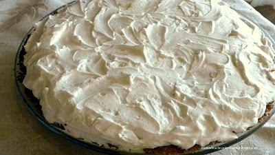 A really super amazing recipe for banana cream pie Banana Cream Pie