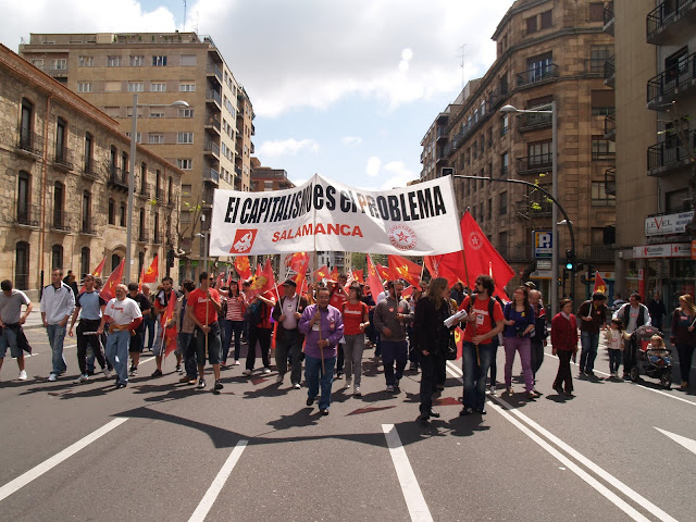 Resultado de imagen para Partido Comunista de España-PCE, imágenes de manifestaciones
