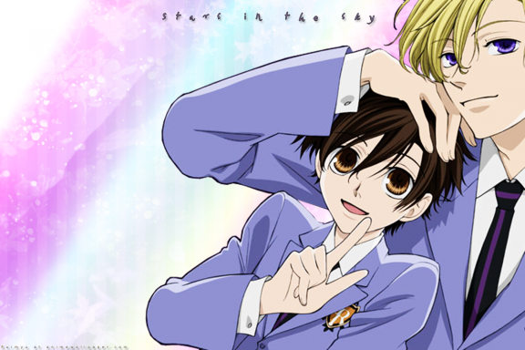 Ouran-Host-Club tamaki...