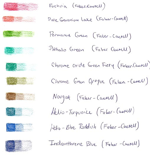 Flying Pony Studios: Interesting Color Names