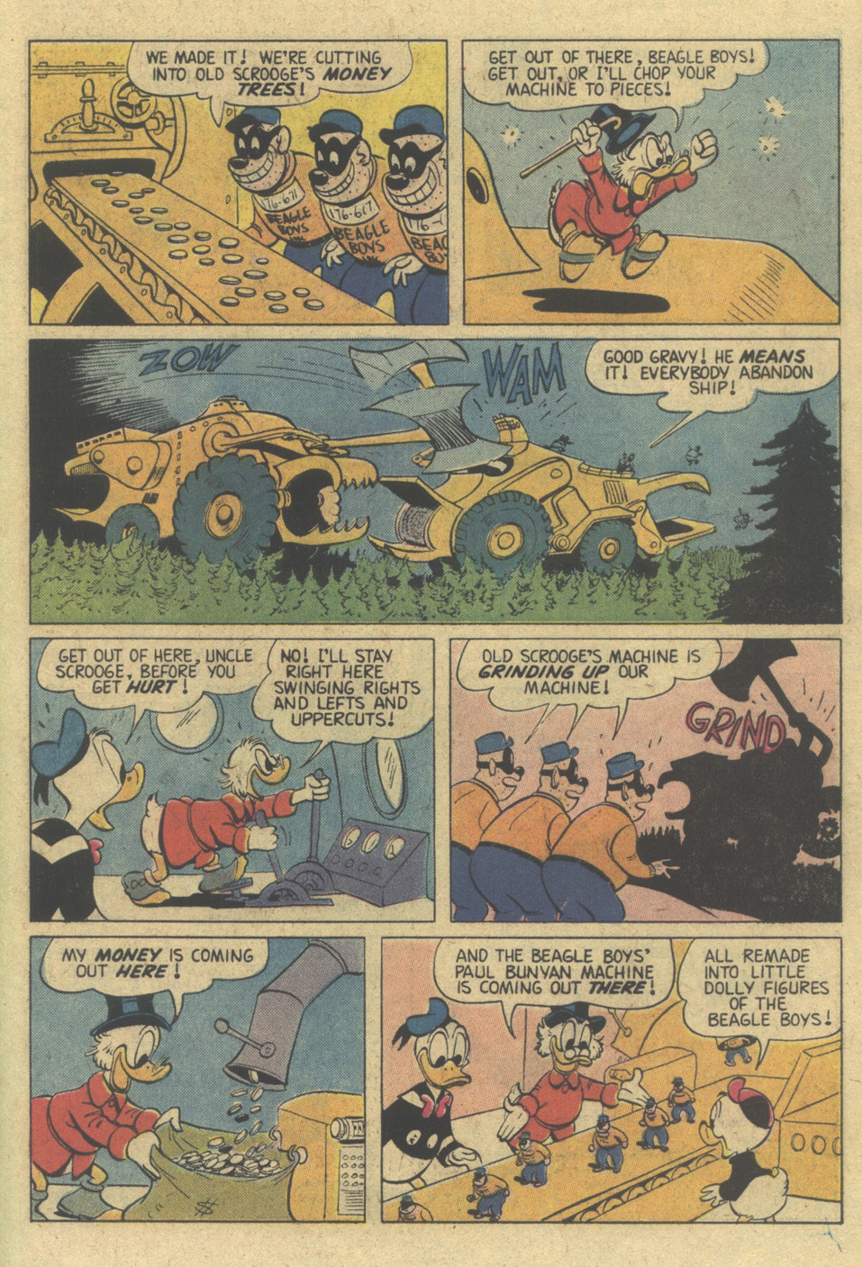 Read online Uncle Scrooge (1953) comic -  Issue #144 - 27