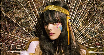 bat for lashes BAT FOR LASHES: A Forest (The Cure Cover)