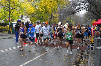 Marathoner: Knickerbocker 60K - 9:51