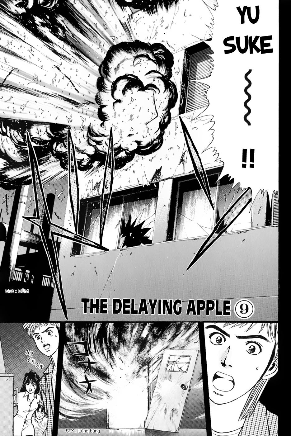 Psychometrer Eiji chapter 21 trang 3
