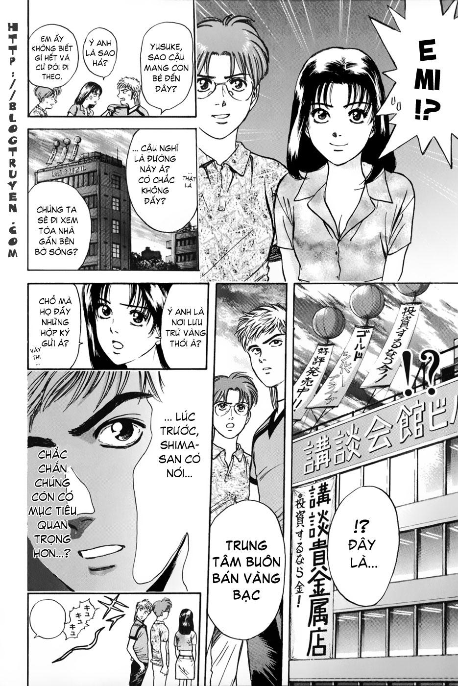 Psychometrer Eiji chapter 21 trang 15