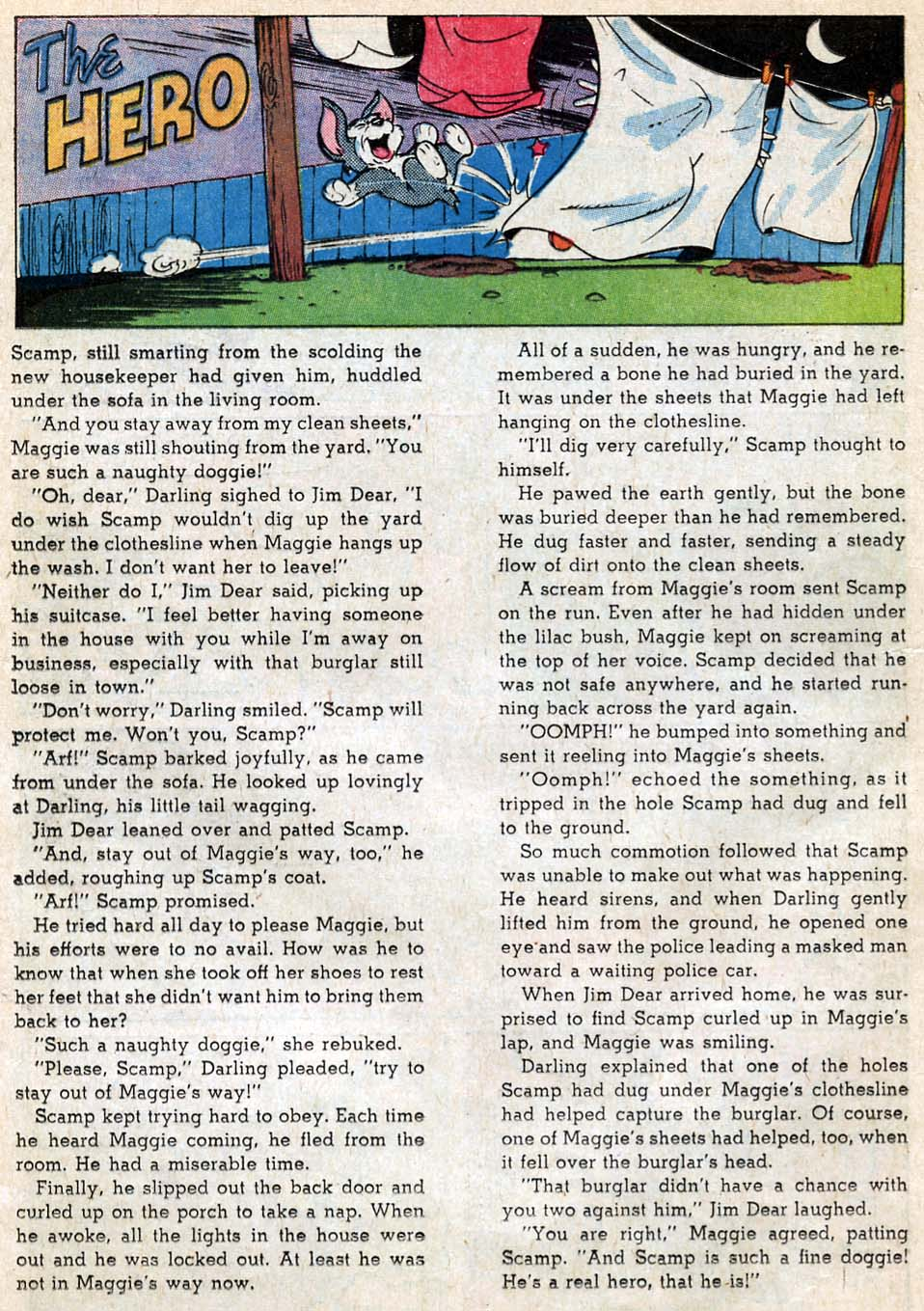 Read online Uncle Scrooge (1953) comic -  Issue #50 - 20