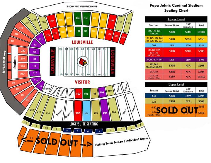 20 Images Arizona Cardinals Stadium Seating Chart