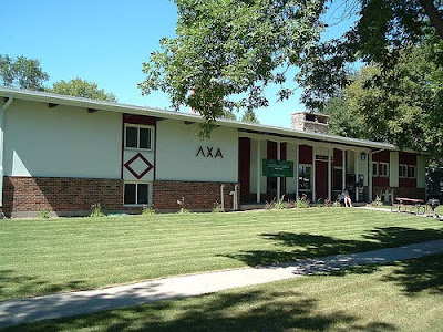Lambda Chi Alpha Houses North Dakota