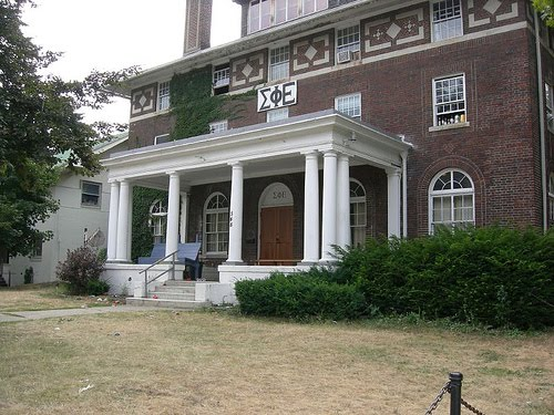 Sigma Phi Epsilon Houses: Michigan
