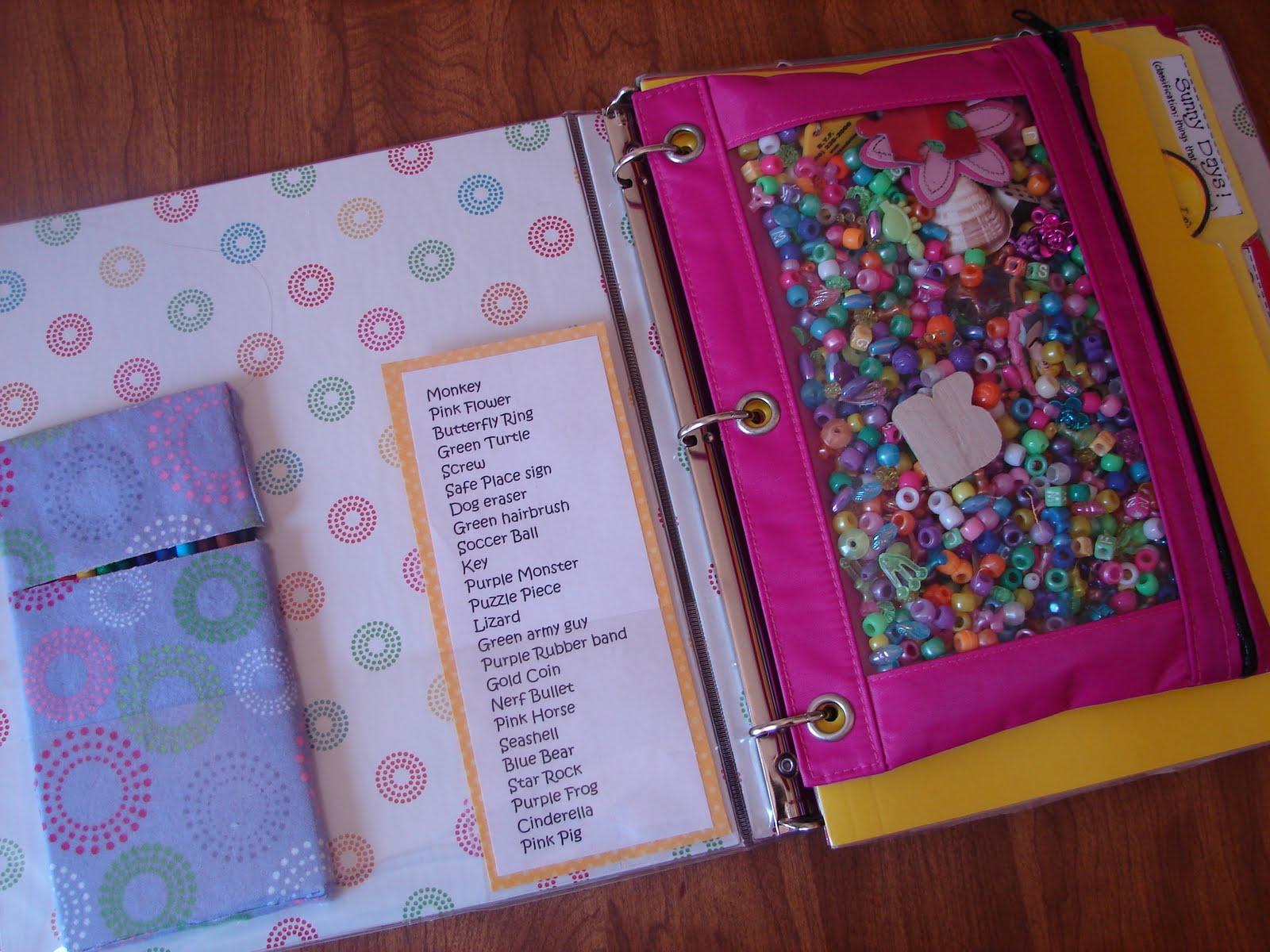 Tracy's Fun Stuff!: Church Quiet Book