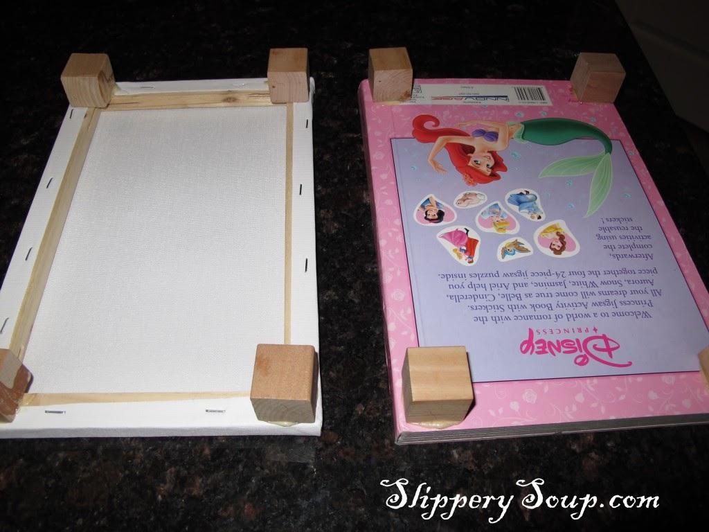 Diy Barbie House From A Shelf A Girl And A Glue Gun