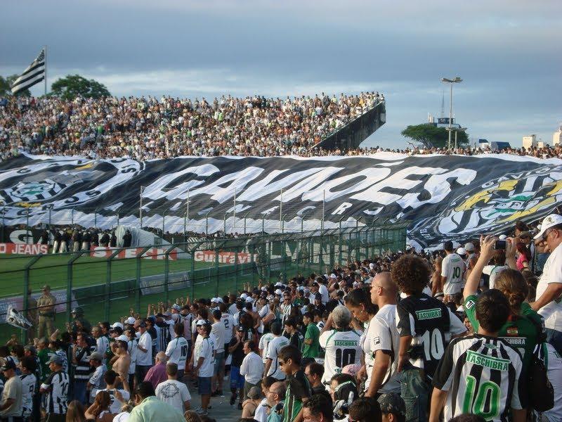 4b260cf17e História da Torcida  2010 - A Maior Média de Público de Santa Catarina na  Série B