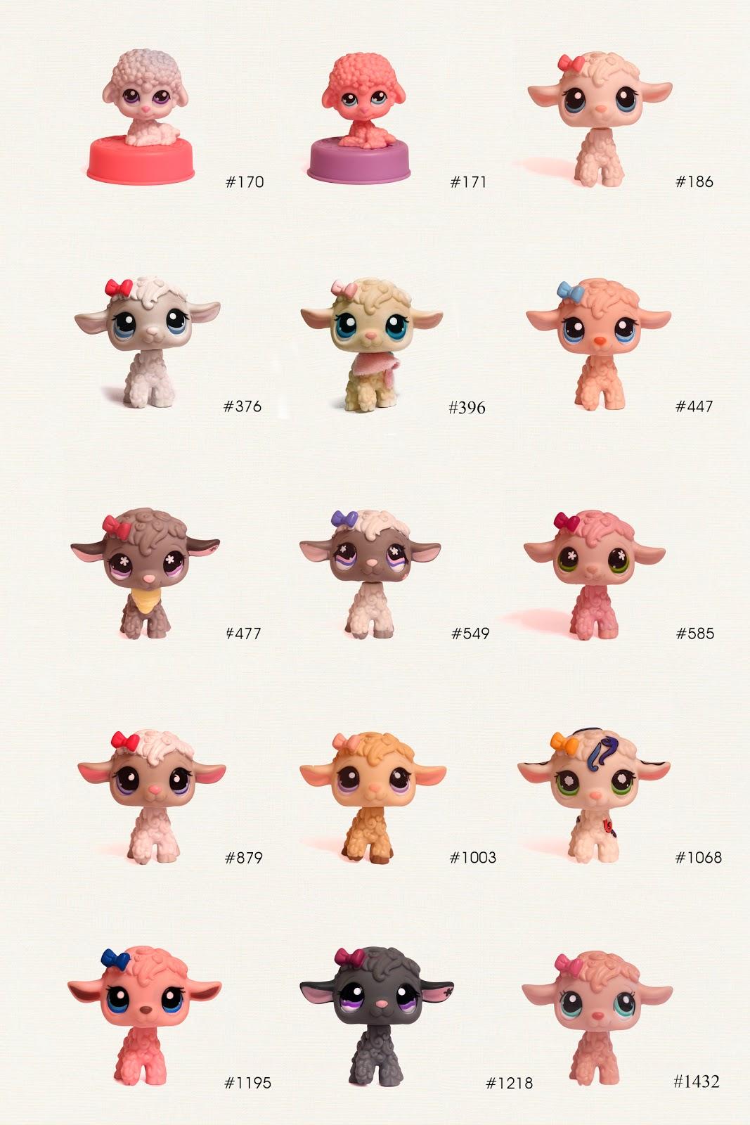 Nicoles Lps Blog Littlest Pet Shop Pets Lamb