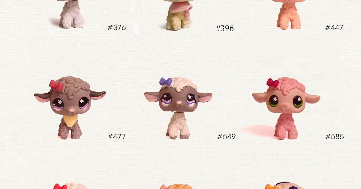 Nicole`s LPS blog - Littlest Pet Shop: Pets: Lamb