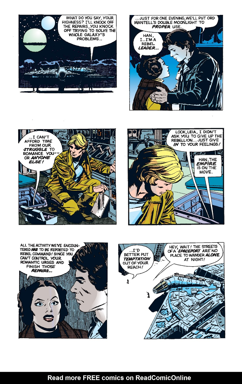 Read online Star Wars Legends: The Newspaper Strips - Epic Collection comic -  Issue # TPB (Part 4) - 100
