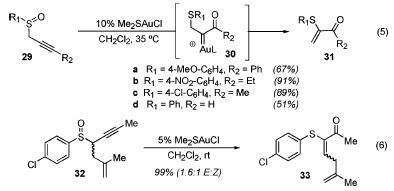 Journal Article Reading (B)Log: Rearrangement of Alkynyl