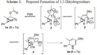Journal Article Reading (B)Log: Pt(II)-Catalyzed Synthesis