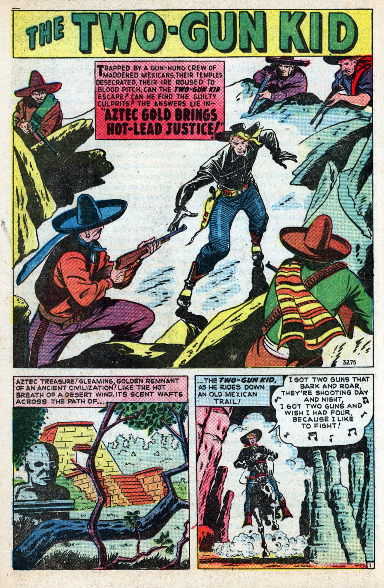 Read online Two-Gun Kid comic -  Issue #4 - 28