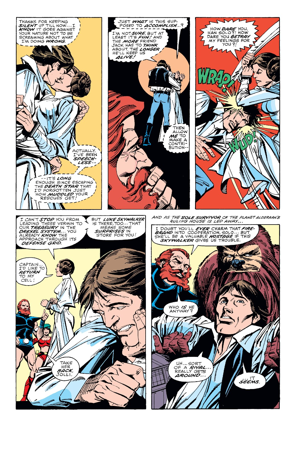 Read online Star Wars Legends: The Original Marvel Years - Epic Collection comic -  Issue # TPB 1 (Part 2) - 99